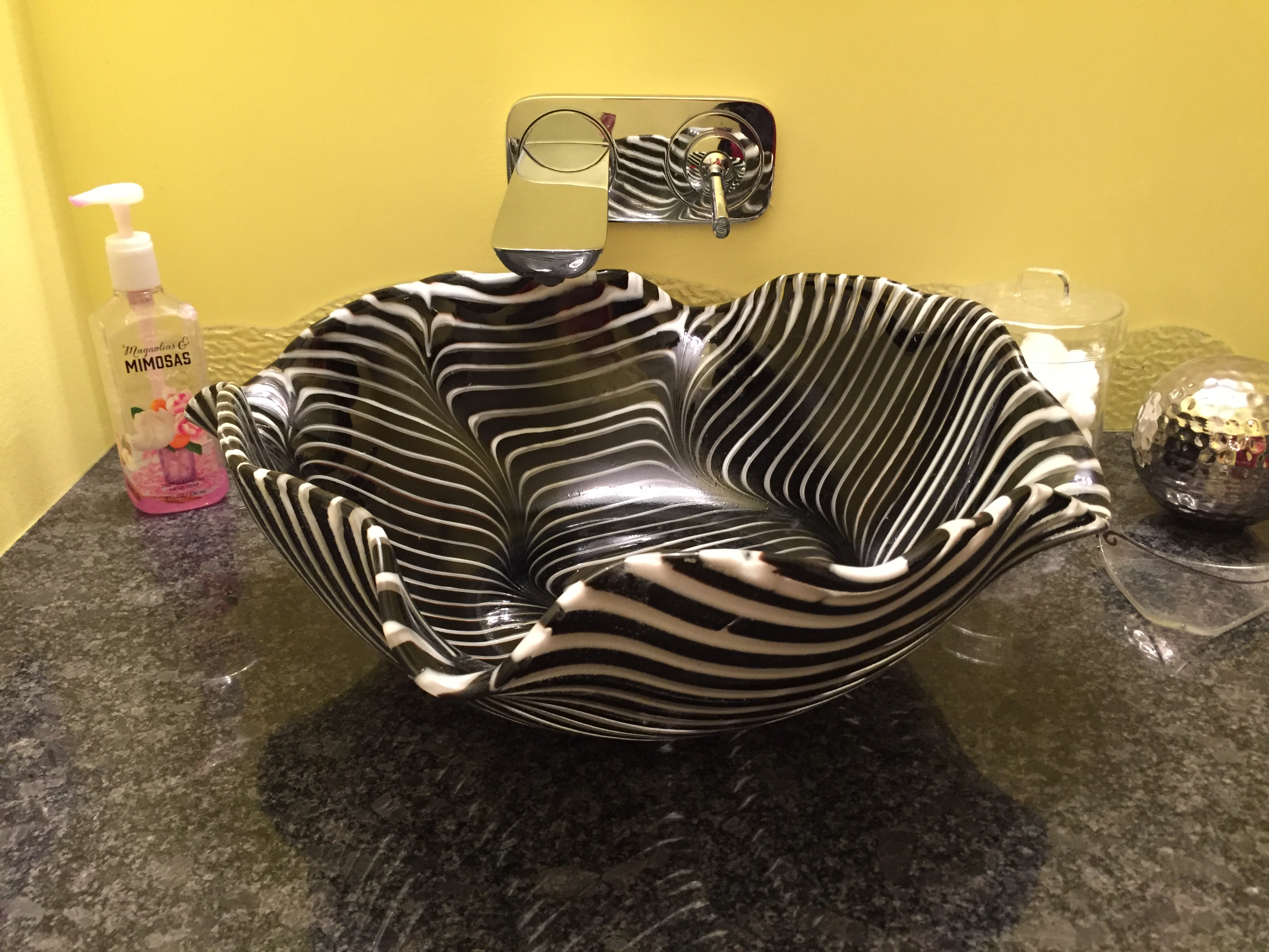 Fused Glass Sink Molds Ideas