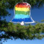 Rainbow Peace Bell